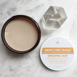 Organic Sun Balm