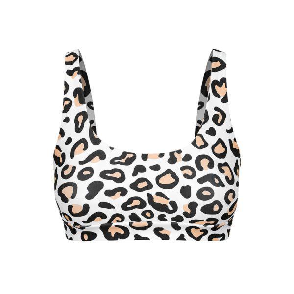Safari Leopard - GIA Women's Bikini Top