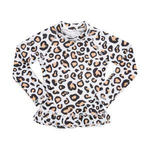 Safari Leopard - Kid's ANNIE Rashie