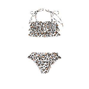 Safari Leopard - Poppy Set