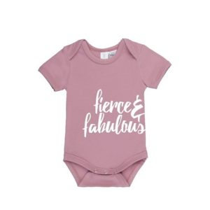 Fierce and Fabulous Bodysuit