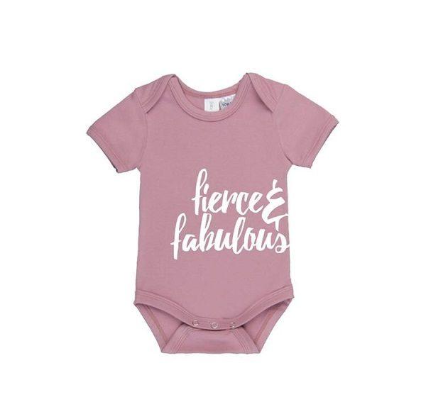 Fierce and Fabulous Bodysuit