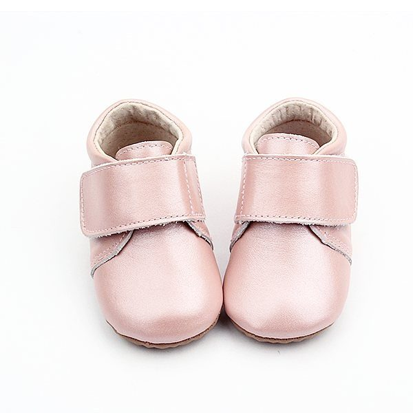 Pink Bailey Boot