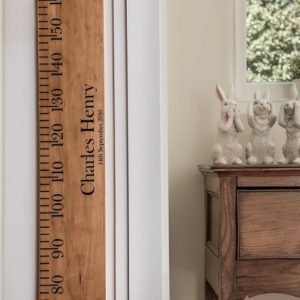 Personalised Ruler Growth Chart