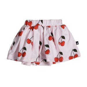 Cherry AOP Skirt