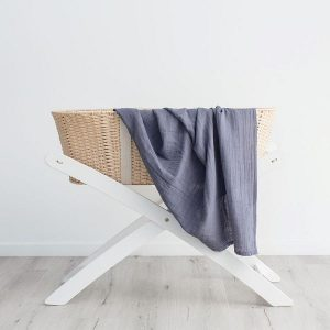 Organic Cotton Muslin Swaddles