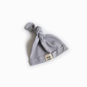 Organic Cotton Beanie grey