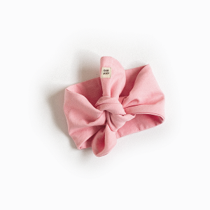 Organic Cotton Headband pink