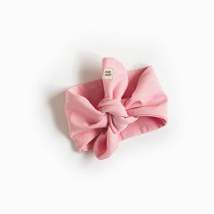 Organic Cotton Headband pink