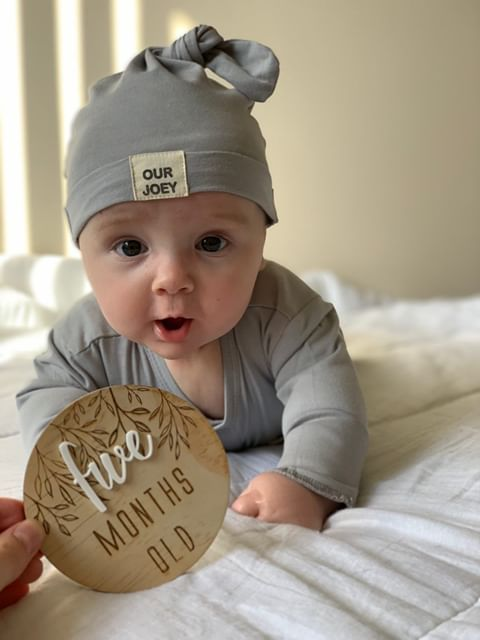 Organic Cotton Beanie Baby