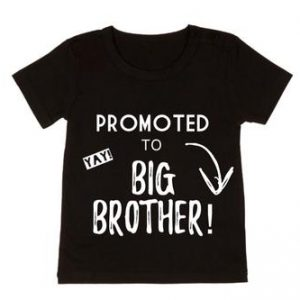 Promoted to Big Brother Tee
