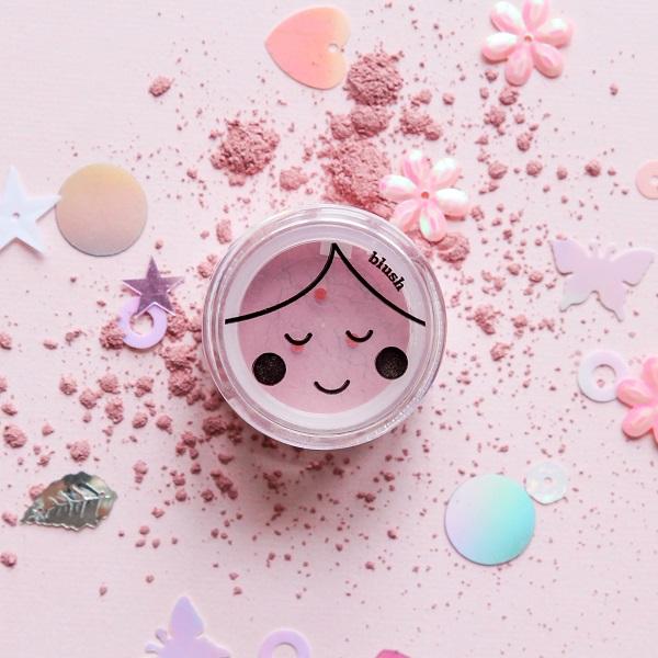 Pastel Dusty Pink Blush