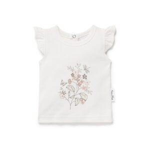 Summer Floral Print Tee