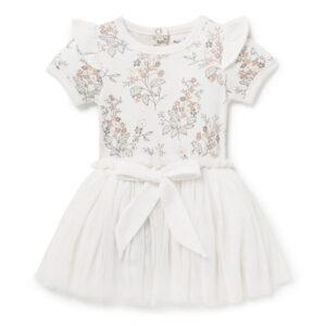 Summer Floral Tutu Dress