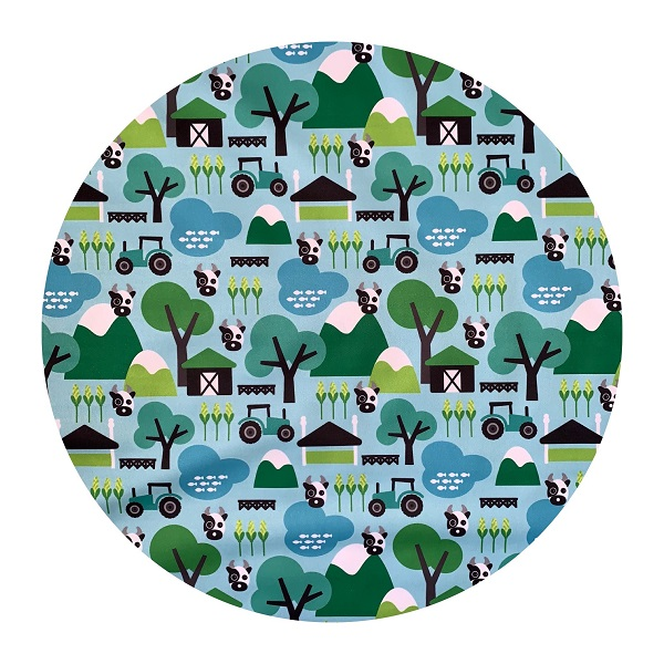 Waterproof Baby Play Mat | Farm Animals