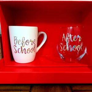 Before/after school gift set