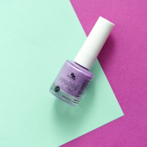 Purple Water-Based Nail Polish