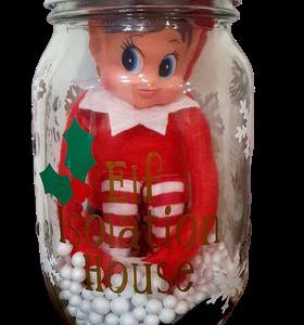 Elf Isolation House