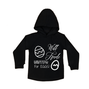 Trade for eggs hoodie