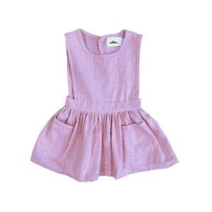 Indie linen dress