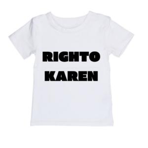 Righto Karen Tee