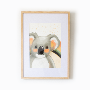 Billie Koala Fine Art Print