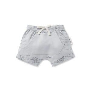 Beach Day Pocket Shorts