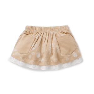 Mermaid Pocket Skirt