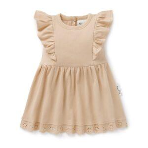 Honey Ruffle Dress